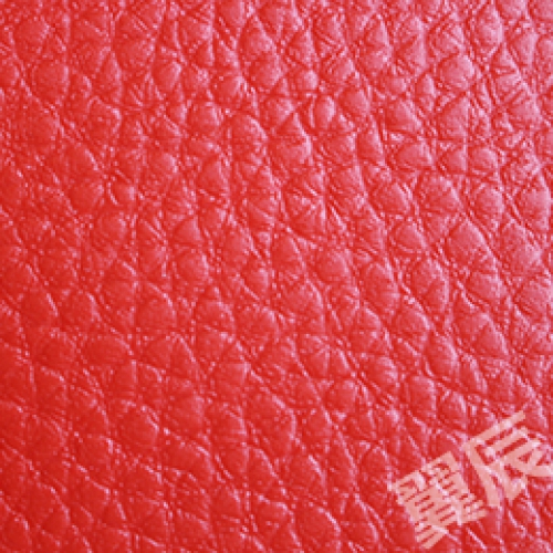 PVC Sports plastic floor Red Li